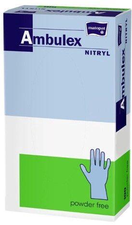 Nitrila cimdi, S izmērs