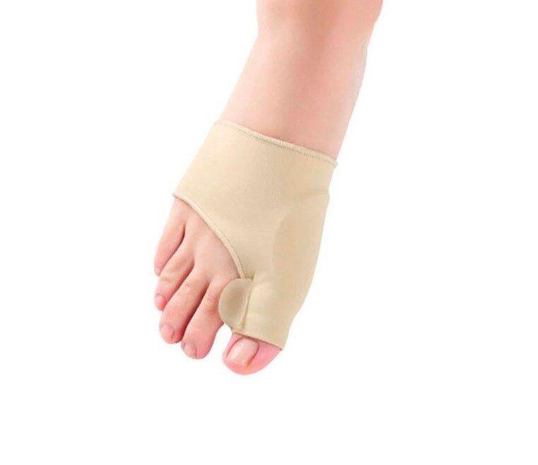 Ortoze greizā īkšķa un pirkstu korekcijai