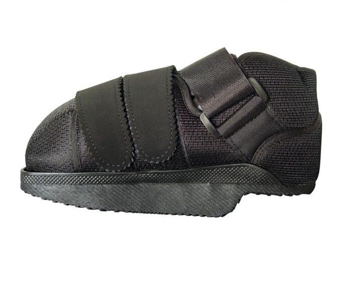 Pēcoperācijas apavs papēža atslogošanai