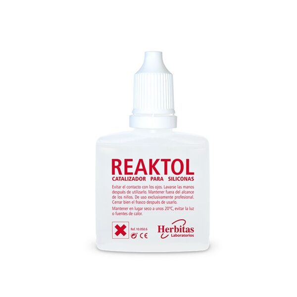 Reaktols/katalizators silikonam, 20ml